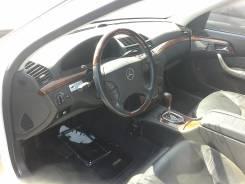 Панель приборов. Mercedes-Benz S-Class, W220, 220