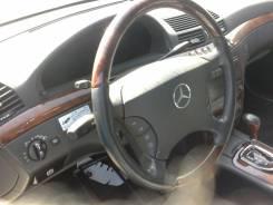 Панель приборов. Mercedes-Benz S-Class, W220, 220 Двигатель 113