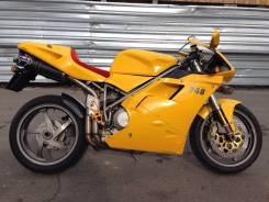 Ducati Superbike 748. 750 куб. см., исправен, птс, без пробега