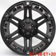 Tuff A.T. T-01. 8.0x17, 5x114.30, 6x114.30, ET20, ЦО 73,1мм.