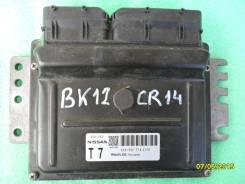 Блок управления двс. Nissan March, BK12 Двигатель CR14DE