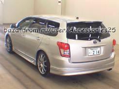 Спойлер. Toyota Corolla Fielder, ZRE142G, ZRE144G, NZE144G, NZE141G
