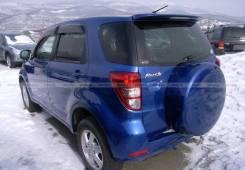 Спойлер. Toyota Rush Daihatsu Terios