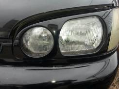 Ободок фары. Mitsubishi Delica