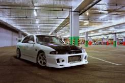 Обвес кузова аэродинамический. Nissan Skyline, ENR33, ER33, ECR33, BCNR33, HR33. Под заказ