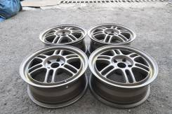Black Racing. 7.0x17, 5x114.30, ET42