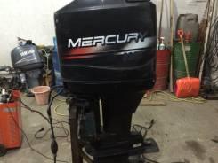 Mercury. 115,00л.с., 2х тактный, бензин, нога L (508 мм), Год: 2001 год