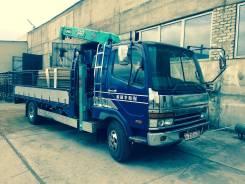 Mitsubishi Fuso. Продам эвакуатор MMC FUSO, 8 000 куб. см., 5 000 кг.
