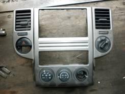Механизм блокировки дифференциала. Nissan X-Trail, NT30 Двигатель QR20DE