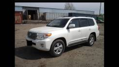 Toyota Land Cruiser. 200, 1VDFTV