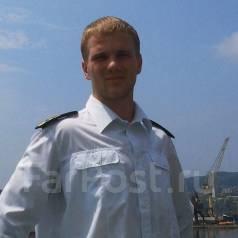 Помощник капитана третий. Средне-специальное образование, опыт работы 8 лет