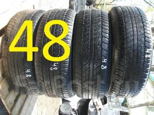 Dunlop Grandtrek AT20. Летние, 2009 год, износ: 20%, 4 шт