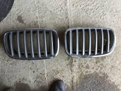 Решетка радиатора. BMW X6