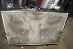 Радиатор охлаждения двигателя. Acura MDX, YD2 Двигатели: J37A1, J37A