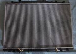 Радиатор охлаждения двигателя. Acura MDX, YD2 Двигатель J35A