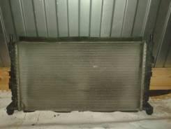 Радиатор охлаждения Ford Focus II 1.6 МКПП 32S21 0357. Ford Focus, 2 Двигатели: 1, 6, TIVCT