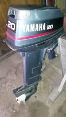 Моторы. 20,00л.с., 2х тактный, бензин, нога L (508 мм), Год: 1997 год