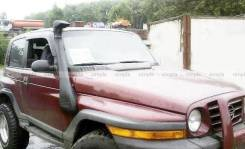 Шноркель. Hyundai Tager