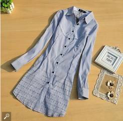 Рубашки-туники. 48, 50