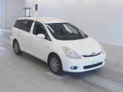 Toyota Wish. ANE10, 1AZFSE