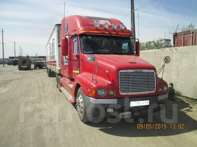 Freightliner Century. Сцепка, 14 000 куб. см., 30 000 кг.