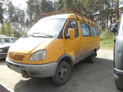 ГАЗ Газель Микроавтобус. Продам Газель микроавтобус кат. (В), 2 500 куб. см., 9 мест
