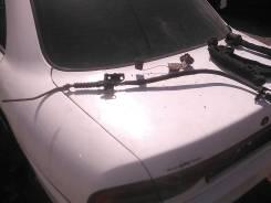 Тросик переключения автомата. Nissan Bluebird, 11