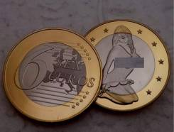 Продаю монеты 6 Секс Евро (6 Sex Euros)