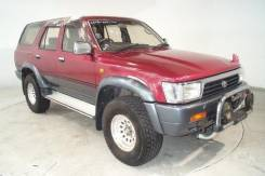 Подкрылок. Toyota Hilux Surf, 130