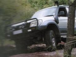 Шноркель. Toyota Land Cruiser Prado Двигатели: 5VZFE, 1KZTE