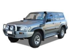 Шноркель. Nissan Safari Двигатели: ZD30DDTI, TD42
