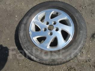 Запасное колесо 175 80 15 Б/П по РФ. x15 5x114.30 ЦО 70,0мм.