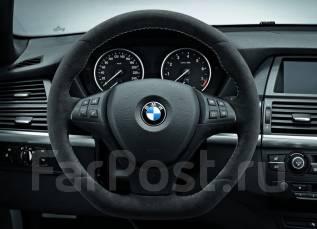 Руль. BMW X6, E72, E71 BMW X5, E70 Двигатели: N57D30OL, N57D30TOP, M57D30TU2, N55B30, N57S, N63B44. Под заказ