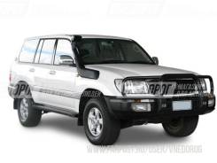 Шноркель. Toyota Land Cruiser Двигатели: 1HZ, 1FZFE, 2UZFE, 1HDFTE