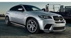 Порог пластиковый. BMW X6, E71. Под заказ