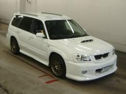 Обвес кузова аэродинамический. Subaru Forester, SG5. Под заказ из Новосибирска