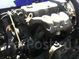 Двигатель в сборе. Mitsubishi Canter, FE538, FE638, FE648, FE668, FE508, FE528, FE548 Двигатель 4D35