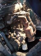 Двигатель. Toyota Ractis, SCP100 Двигатель 2SZFE