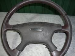 Руль. Toyota Chaser, GX81 Двигатель 1GFE