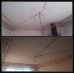 Ремонт 2х комнатной квартиры за 242,000 рублей со скидкой!. Тип объекта квартира, комната, срок выполнения месяц