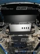 Защита КПП и раздатки Mitsubishi L-200 all 2006-