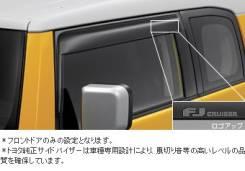Ветровик на дверь. Toyota FJ Cruiser. Под заказ