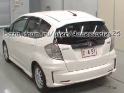Спойлер. Honda Fit, GE7, GE6, GP1, GE9, GP4, GE8 Honda Fit Hybrid, GP1
