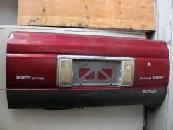Дверь багажника. Toyota Hilux Surf, LN130W Двигатель 2LTE