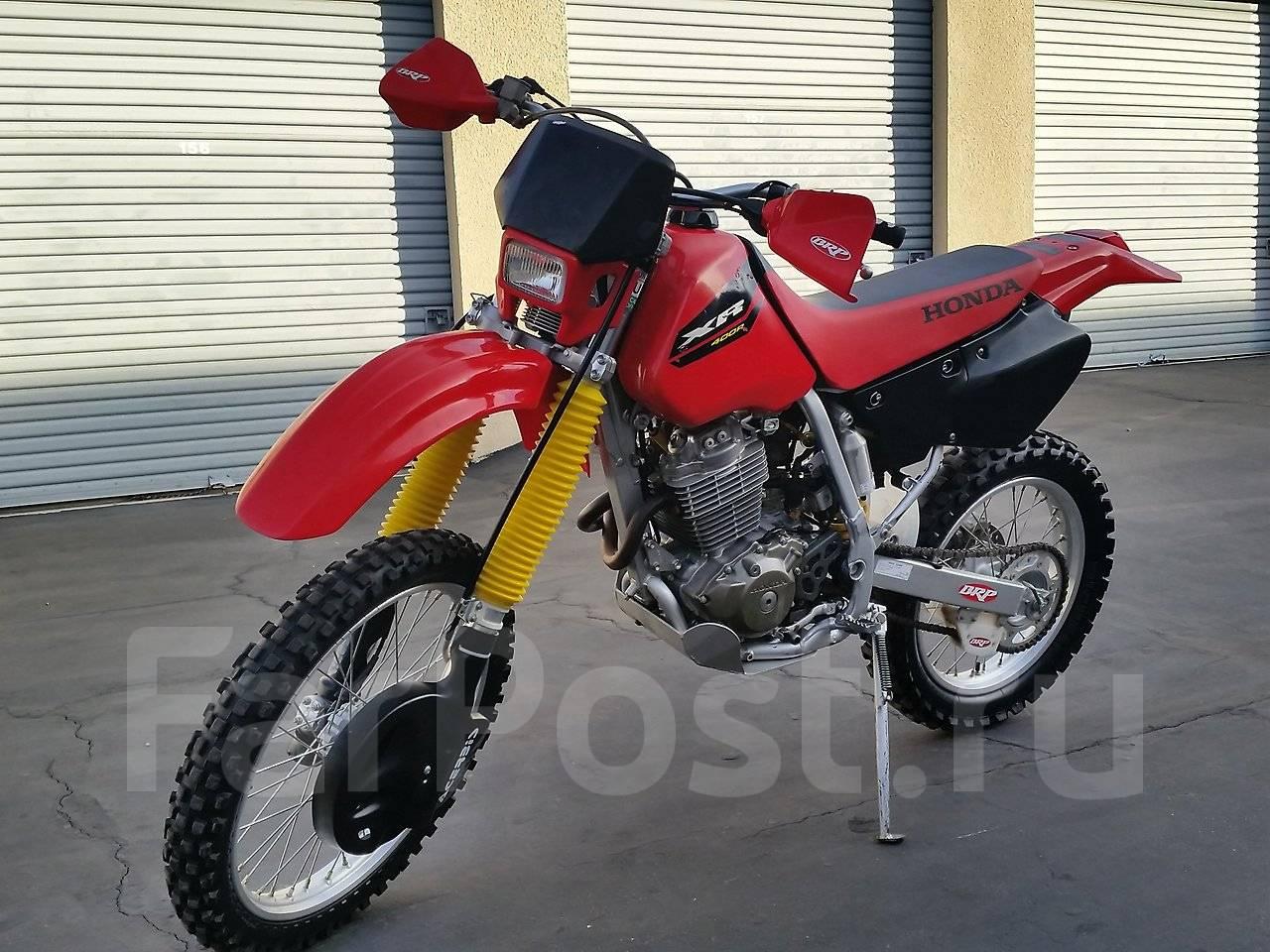 китайский honda crf400