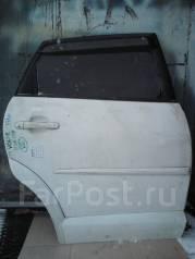 Дверь боковая. Pontiac Vibe Toyota Voltz, ZZE136, ZZE137, ZZE138 Двигатели: 1ZZFE, 2ZZGE