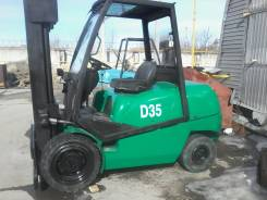 Dimex D35. Погрузчик вилочный, 3 500кг.