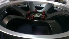 RAYS VOLK RACING. 8.0/9.0x18, 5x114.30, ET40/35, ЦО 73,1мм. Под заказ