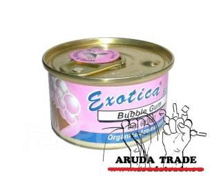 Автоароматизатор, Освежитель воздуха Exotica - Бубль Гум