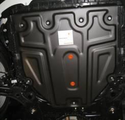 Защита двигателя. Suzuki SX4
